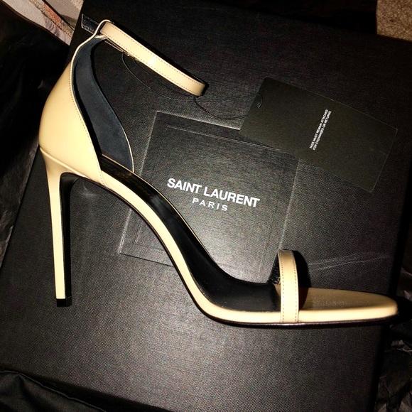 53a889ec871 Yves Saint Laurent Shoes | Heels | Poshmark